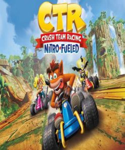 خرید اکانت Crash Team Racing Nitro-Fueled برای ps4
